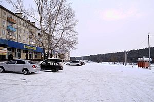 Зелёный Бор (Минусинск)