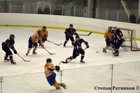 Новые лица женского хоккея