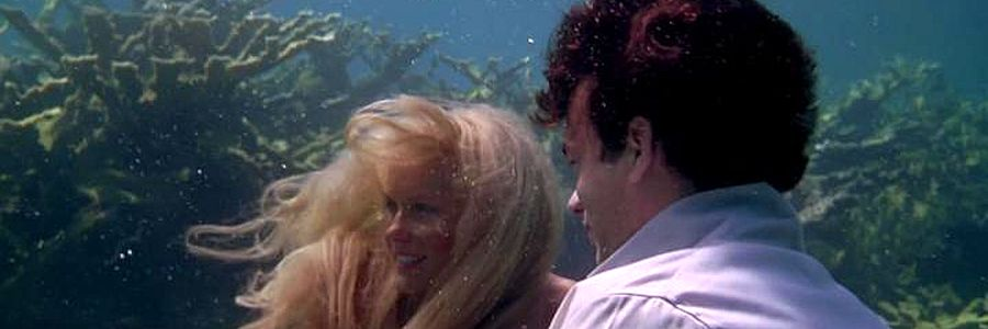 «Всплеск»: русалка и враждебное окружение
