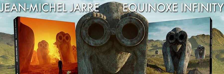 «Equinoxe Infinity» Jean-Michel Jarre