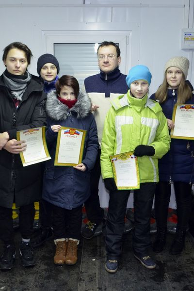 Дебютная Спартакиада Школы журналистики