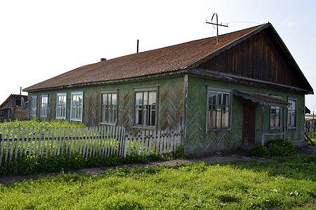 Курганы (Новосёловский район)