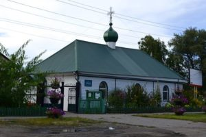 Усть-Абакан