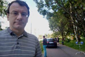 Пётр Мартынов – борец с автохамами